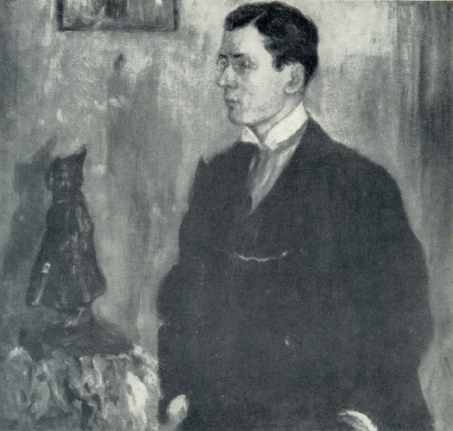 P.D. Alexeyev. 1910