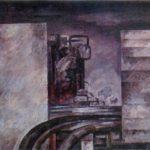 Soviet artist Valentina Mikhaylovna Avdysheva 1931-1975