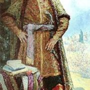 Portrait of Fatali-Khan of Cuban