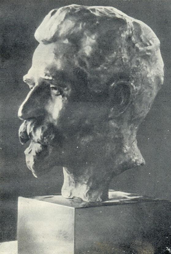 Portrait of artist A. Arnoldov