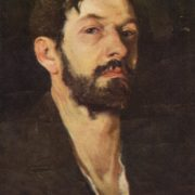Self-portrait. 1923