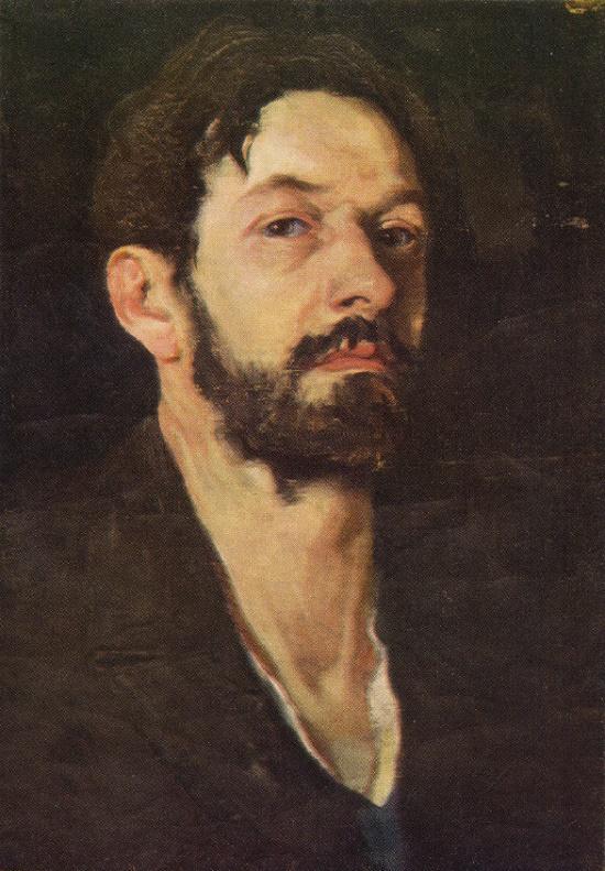 Self-portrait. 1923