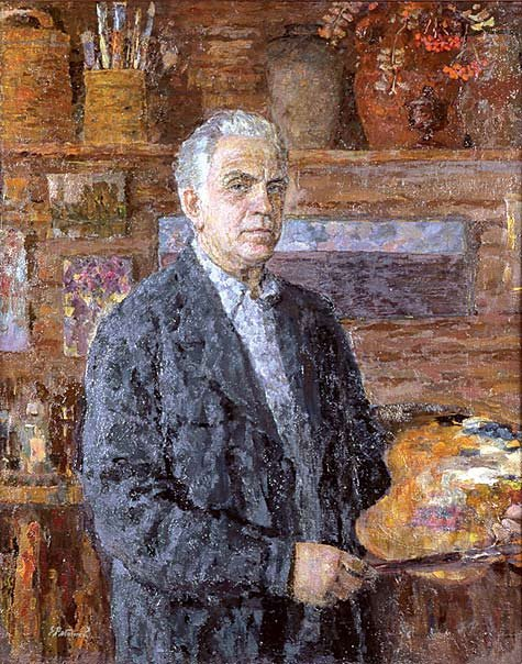 Self-portrait. 1940