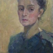 Self-portrait. 1948