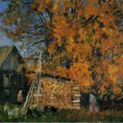 Shura's autumn. 2001
