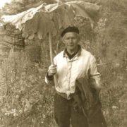 Soviet painter Sulo Yuntunen 1915-1980