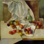 Soviet painter and graphic artist Vasily Losev