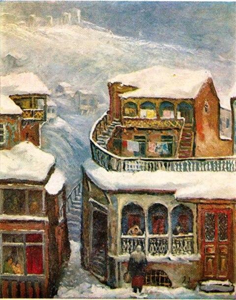 Tbilisi in Winter