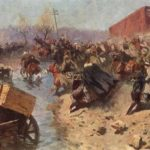 Great October Revolution in painting