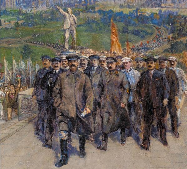 Triumph of the masses. 1930s