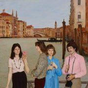Venice. 1983. Oil, canvas