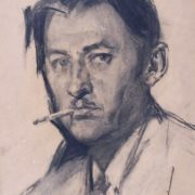 1955 Self-portrait