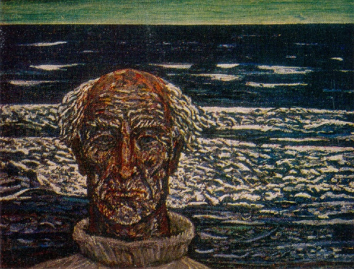 A man and the sea. 1975