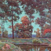 Autumn twilight, 1981