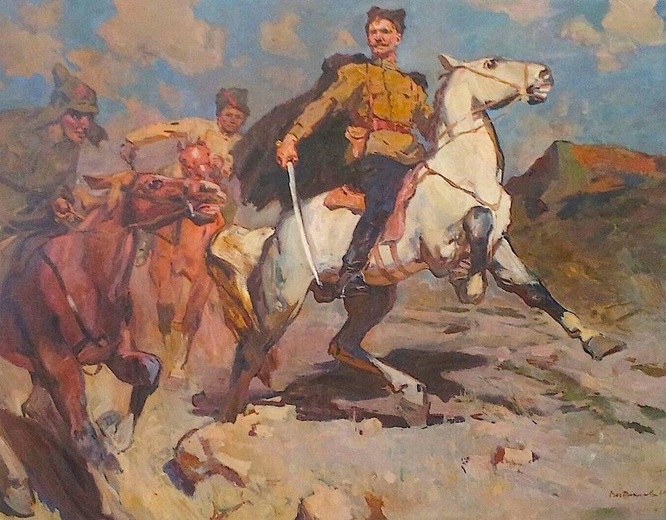 Chapayev. 1960
