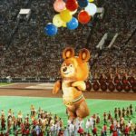 XXII Summer Olympic Games in the Soviet Union