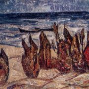 Coast. 1967. Oil, canvas