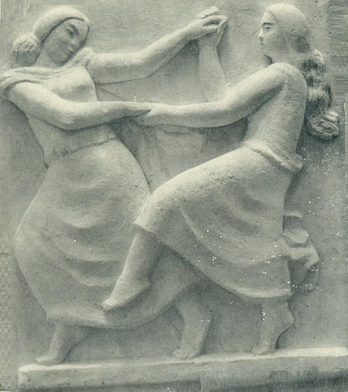 Dance. Gypsum. 1946