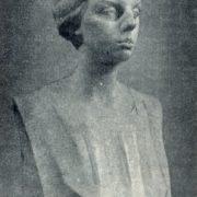 E. P. Nosova-Ryabushinskaya. 1912. Marble