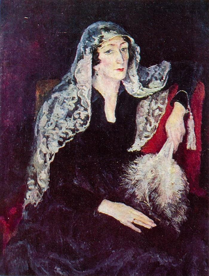 E.T. Barkova. 1925