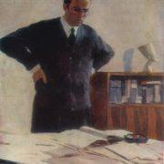 Engineer I. G. Mamurin. 1961