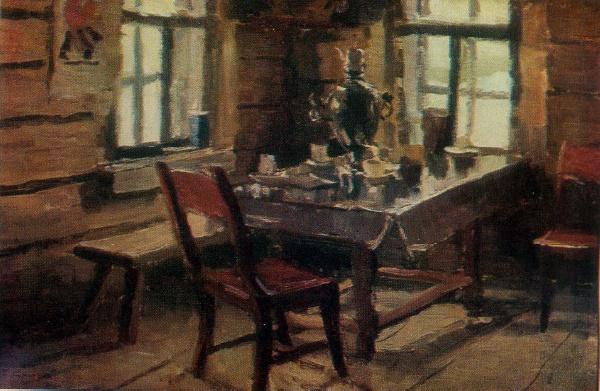 Interior. 1958