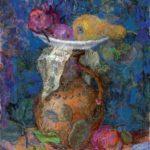 Soviet artist Irina Nikolaevna Popova 1923-1988