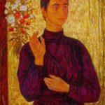 Soviet Estonian artist Uno Roosvalt