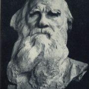 L.N. Tolstoy. Gypsum. 1961