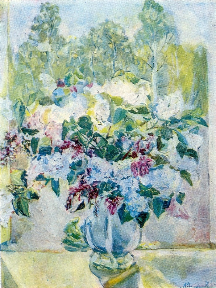 Lilac. 1951