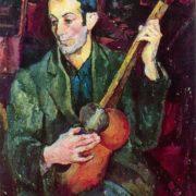 M.N. Avetov. 1924