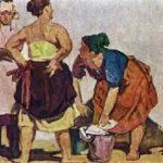Soviet Russian artist Vyacheslav Tokarev 1917-2001