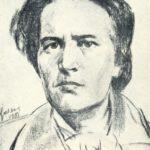 Soviet Russian sculptor Anna Golubkina 1864-1927