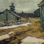 Old construcions. 1959