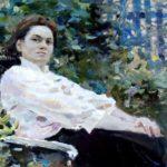 Soviet portrait artist Tatyana Oranskaya 1914-1982