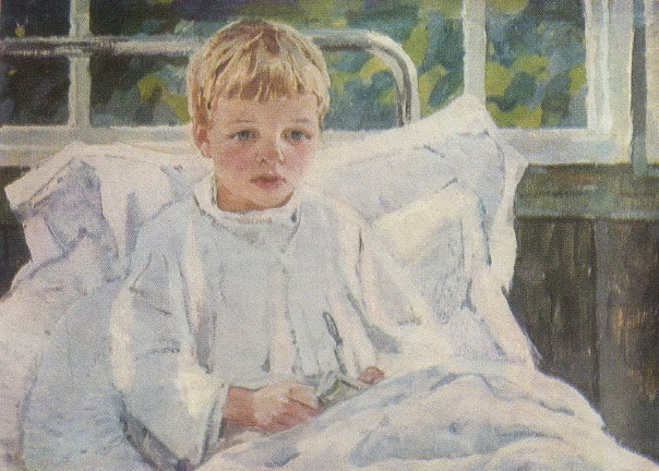 Portrait of a son. 1961