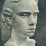 Rimma. Marble. 1955-1956. Vilnius. State Art Museum