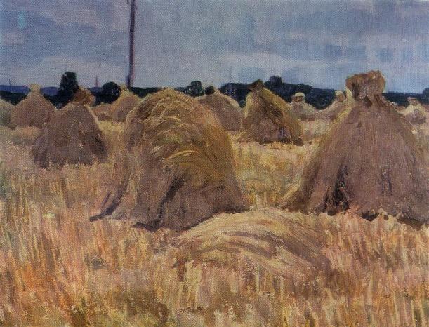 Rye field, 1962