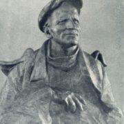 Shepherd V.P. Nedugov. 1959. Wood