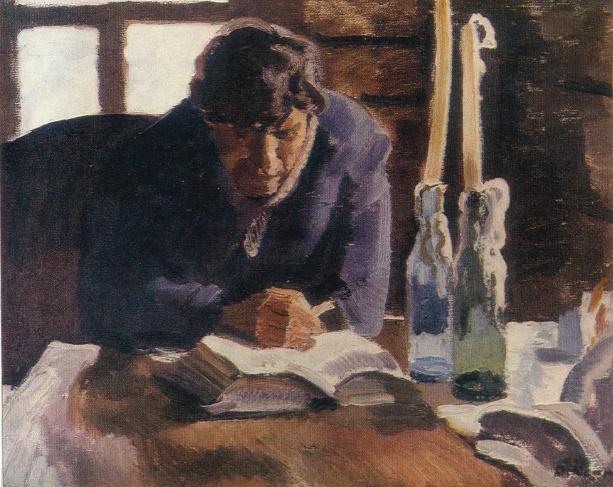 Shepherd of the Zaonezhsky state farm A. Baykov, 1967