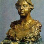 Soviet artist Marina Andreyevna Ivanova 1923-1967