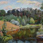 Soviet artist Yuly Yatchenko