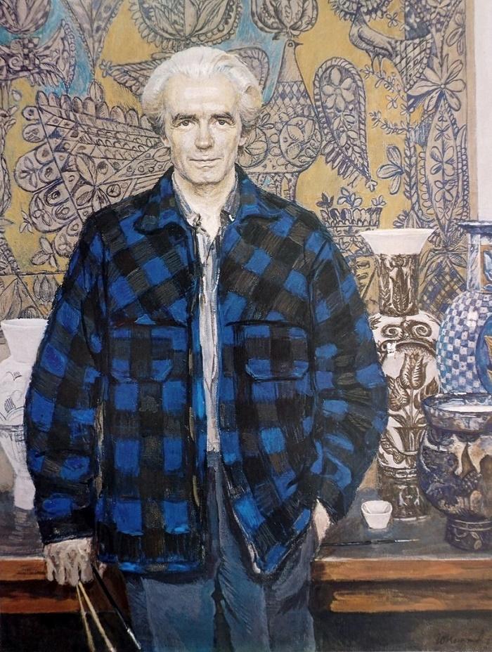 V.M. Gorodetsky. 1975