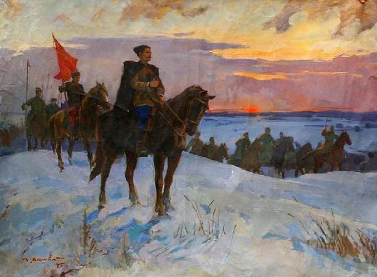 Vasily Chapaev. 1975