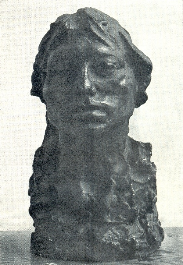 Zhelezny. 1897. Tinted gypsum