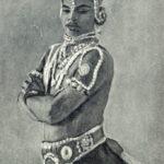 Soviet ballet dancer-artist Yuri Zhdanov