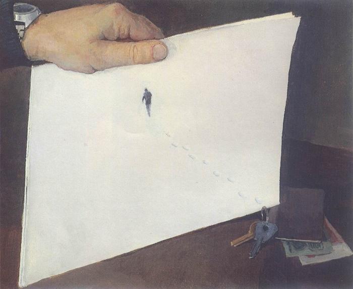 Leaving. 1988