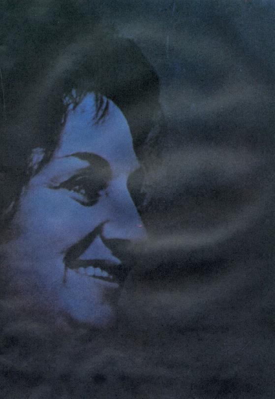 Mezzo-soprano Zara Dolukhanova