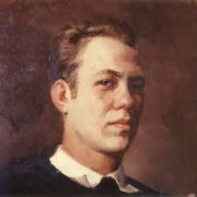 Self-portrait. 1953