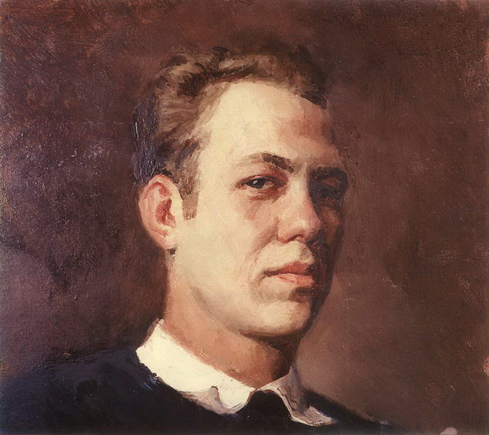 Self-portrait. 1953